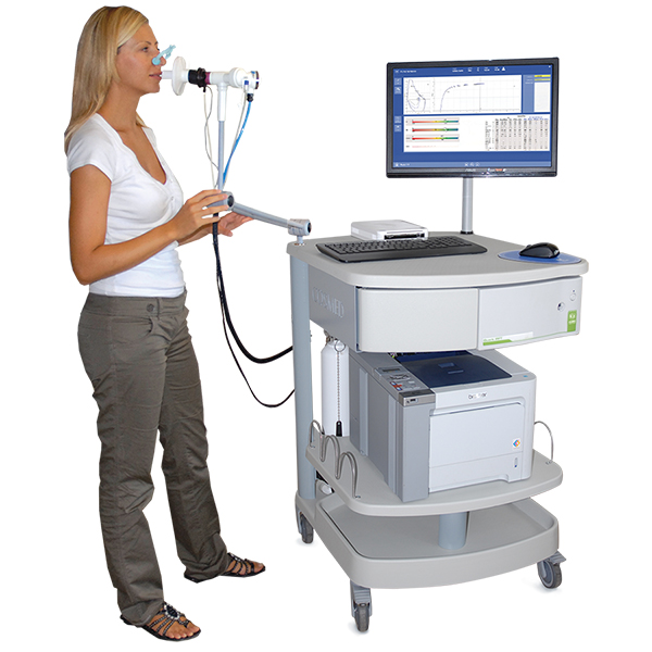 pft test machine
